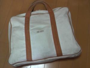 このバッグにした。