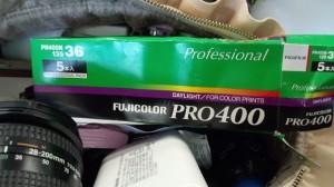 FUJICOLOR PRO400