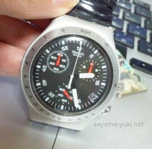 9年前に買ったSwatch