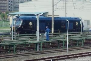 専用の機関車