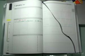 Monthly Planningページ