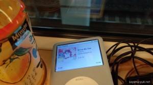 新幹線車内でのBGM